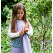 Tunic tweed dress