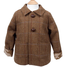 Chestnut Tweed Jacket