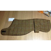 Brown Whippet Dog Coat