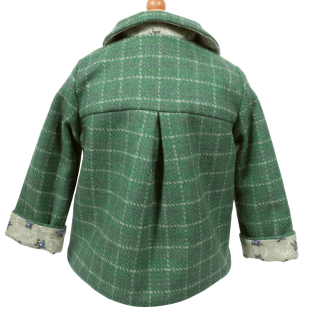 Apple Tweed Jacket